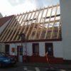 Dachstuhl in der Gonsneheimer Altstadt