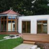 Juni 02 - Gartengestaltung mit Holz (Bankirai)