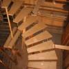 April 05 - Turmtreppe in Birke multiplex