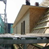 Februar 2007 - Aussendämmung einer bestehenden Gaube (Wohnbau Budenheim)