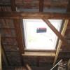 Juli 07 - Einbau von Velux Dachfenstern in ein bestehendes Dach