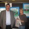 November 07 - Familie Lichtenberg aus Budenheim erhält die grüne Hausnummer für ökologisches Bauen