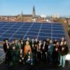 Dez.07 - Montage einer Photovoltaikanlage auf unserem neuen Betriebsgelände