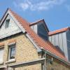 Mai 08 - Erweiterung von schönem Backsteinhaus mit modernen Materialien