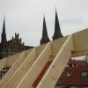 juli 09 - Neue Statik eines Dachstuhls im Schatten des Rheinhessendoms