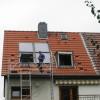 September 09 - Solarthermische Anlage in Bestandsdach