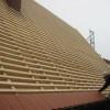 Januar 2012 - Dacheindeckung mit Segmentbogenbiber in der Denkmalzone von Mainz Gonsenheim in Abstimmung mit der Denkmalpflege Mainz