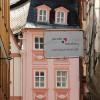 August 2012 - Erstellen eines neuen Dachstuhls in der Mainzer Altstadt