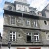 Juli 2013 - Fassadensanierung mit Naturschiefer in der Mainzer Altstadt.