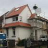 Januar 2015 - Winterbaustelle für durchgehende Vollbeschäftigung bei Jacobi Holzbau. Modernisierung und Erweiterung eines Gonsenheimer Wohnhauses als Eigenprojekt.